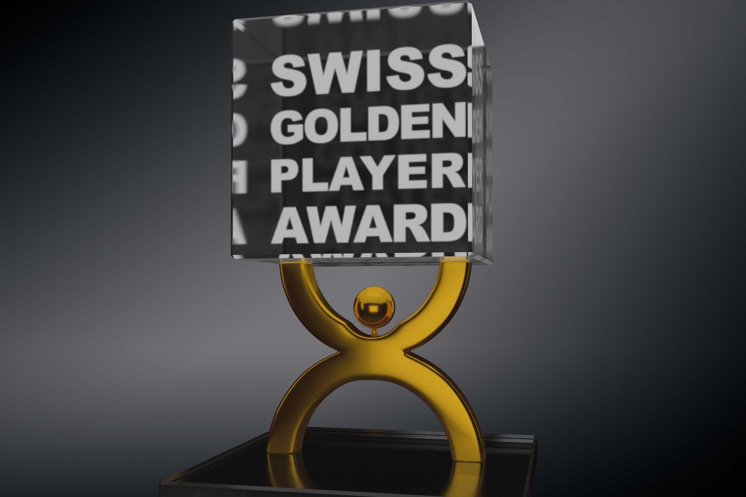 Swiss Golden Player Award 2015