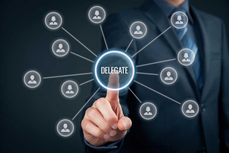 Delegare per crescere