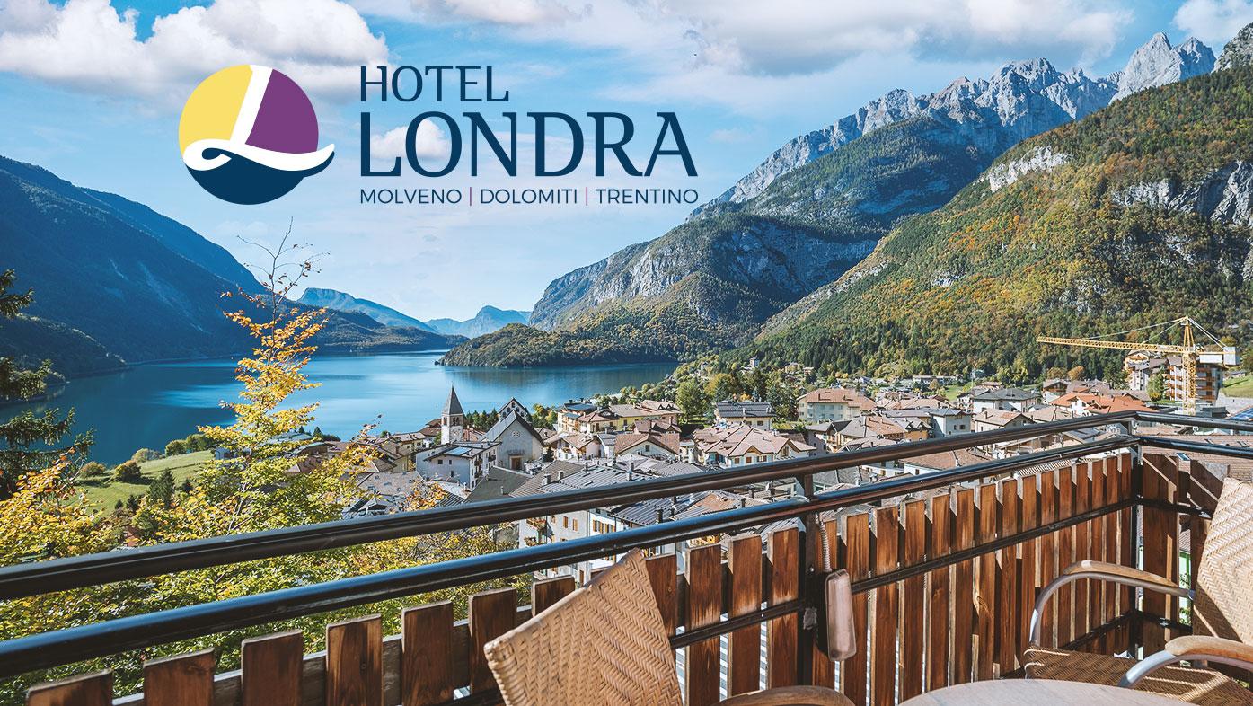 Paissan & Partners per Hotel Londra Molveno